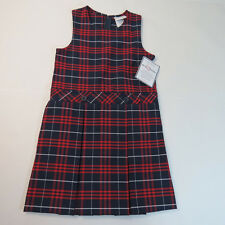 NWT Becky Thatcher Jumper Pleated Dress School Uniform Color 36 Model 94