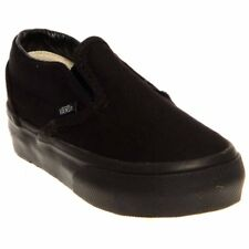 Mens Vans Classic Slip-On (Toddler/Youth) Black