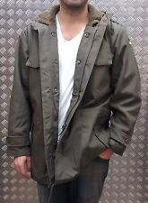 German Military Style Parka Fully Lined Green MOD/Scooter/Bikers - All Sizes NEW