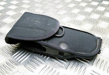 Genuine Bianchi MoD Military / Police Black M12 Large Auto Holster R or L Draw