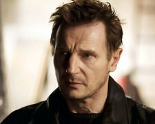 Liam Neeson Taken Poster or Photo Close Up