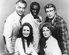 Soap Katherine Helmond & Cast B&W Poster or Photo
