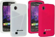 AMER SOFT SILICONE SKIN JELLY CASE COVER FIT FOR L CHOCOLATE TOUCH VX8575