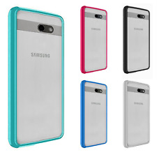 For Samsung Galaxy J3 PRIME TPU Gel GUMMY Protector Hard Skin Case Phone Cover