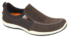 Timberland Men's Earthkeepers Cupsole Slip On Brown Style 5146, 12M