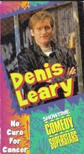 VHS:  SHOWTIME DENIS LEARY NO CURE FOR CANCER