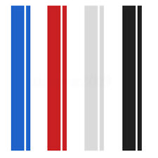 "Universal 6"" Hood Stripe Auto Graphic Decal Vinyl Car Truck Body Racing Stripe"