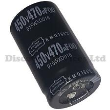 470uF 450V Radial Electrolytic Capacitor 105C