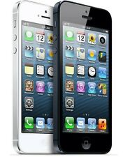Apple iPhone 5 -16GB *(AT&T ONLY)* Smartphone Black, White Cell Phone*