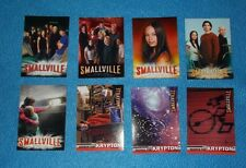 TRADING CARDS SMALLVILLE PROMOTIONAL & EXTRA CARDS - CHOOSE INDIVIDUAL CARD