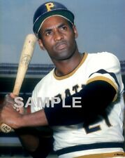 HOF ROBERTO CLEMENTE Pittsburgh Pirates PHOTO