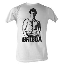 Rocky MGM Movie Towering Over Adult T-Shirt Tee