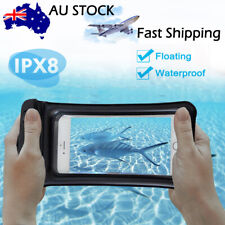 Underwater Waterproof Bag Dry Pouch Case Cover iPhone 8 6s 7 Plus Galaxy S8 Plus