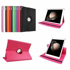 "12.9"" 360° Rotating Stand Case Folding Leather Protector Cover for iPad Pro GH"