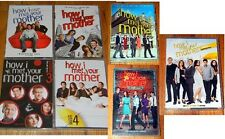 HOW I MET YOUR MOTHER Seasons 1 2 3 4 6 7 9 DVD SETS Only VIEWED ONCE