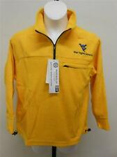 NEW West Virginia Mountaineers Youth Sizes S-M-L-XL (8-10/12-14/16-18/20) Jacket