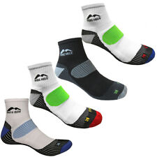 Mens, Womens More Mile London Cushioned Sports Running Trainers Socks Size