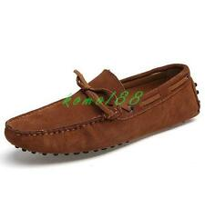 New Mens driving shoes slip on loafer moccasin gommino fashion shoes