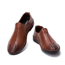 mens Slip On Loafers Flats Mens Comfort Soft Dress Formal Shoes moccasin driving
