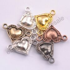 5/10/20Sets Silver/Gold Plated Jewelry Powerful Magnetic Clasps