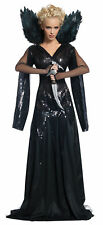 Snow White Huntsman Charlize Theron Queen Ravenna Deluxe Adult Womens Costume