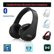2018 Wireless Bluetooth Foldable Headset Stereo Headphone Earphone for Samsung