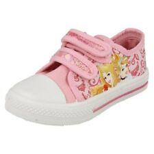 Girls Canvas Shoes Style - Disneys Princess