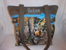 Medium camo max 4~mossy oak~realtree~duckblind~wilderness handbag purse tote bag