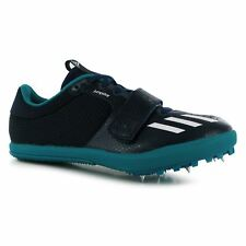 adidas Jump Star Athletics Spikes Mens Nvy/Wht/Grn Trainers Sneakers Sports Shoe