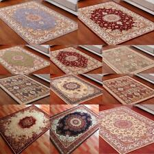 Persian Style Designer Rug Traditional Red Rug Living Room Mat Carpet 80x120cm