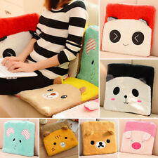 Animal Cartoon Pattern Office Chairs Seat Cushions Garden Furniture Cover