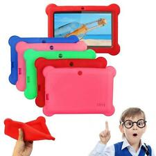 """Silicone Gel Case Cover For 7"""" Android 4.4 Q88 A23 A13 Tablet Kids Child TB"""