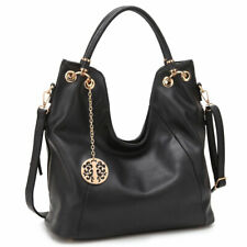 New Dasein Womens Handbags Soft Faux Leather Hobo Bags Shoulder Bag Large Purse