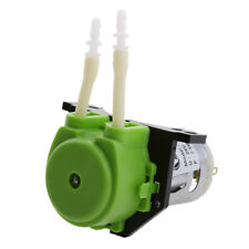 24V DC Dosing Pump Peristaltic Dosing Head For Aquarium Lab Analytical Water