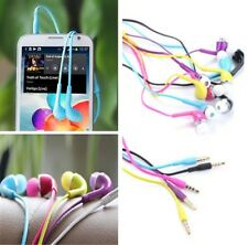 3.5mm Stereo Audio Earphone W/Volume Control For iPhone HTC For Samsung S4 i9500