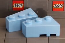 LEGO: Wedge 3 x 2 Left & Right (#'s 6564 & 6565) Choose Your Color **Two Pairs**