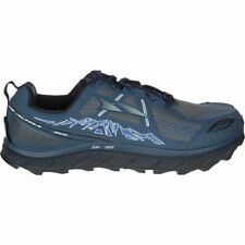 New Altra Mens Lone Peak 3.5 Blue Athletic Support Trail-Running Shoes Size 12
