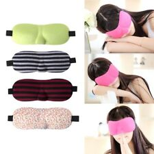 3D Eye Mask Shade Cover Rest Travel Sleep Sleeping Aid Eyepatch Blindfold Shield