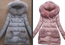 Classic  Women's 100% Real Fur Down jacket Parka Outwear Coat  Warm Winter SD-XL