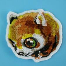 Mouse Animal Iron on Sew Patch Applique Badge Embroidered Motif Cute Craft Biker