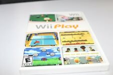 Wii Play (Wii, 2007) Game Only