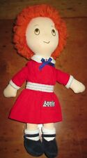 Vintage 1982 Applause Little Orphan Annie Doll