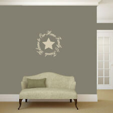 Welcome To Our Home Friends & Family' Wall Decal