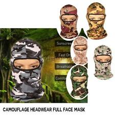 Breathable Neck Warmer Face Mask Cycling Motorcycle Ski Wind Veil Snowboard Q8K0