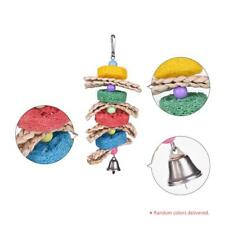 Foraging Ball Bird Toy parrot cage toys cages parakeet cockatiel budgie HOT N2B7