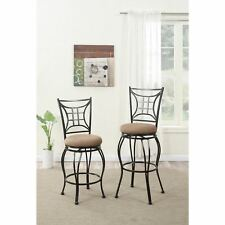 Asher Counter Height Bar Stools (Set of 2)