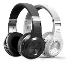 Wireless Bluetooth 4.1 Stereo Headphones Bluedio Turbine Hurricane H Headset