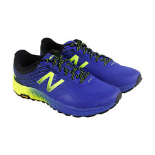 New Balance Hierov2 Mens Blue Textile & Synthetic Athletic Running Shoes
