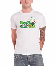 Family Guy T Shirt Stewie Christmas Freakin Holidays Official Mens New White