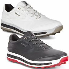 Ecco Mens 2018 Cool Pro Gore-Tex Spikeless Leather Waterproof Golf Shoes